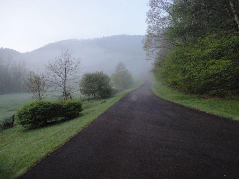 Solitude Summit Road